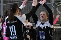 Písecké házenkářky v MOL lize porazily slovenskou Šaľu těsně 21:20.