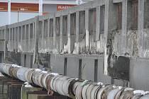 Písecký Nový most je v havarijním stavu