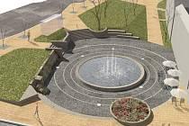 Vizualizace druhé etapy rekonstrukce lokality Bakaláře.