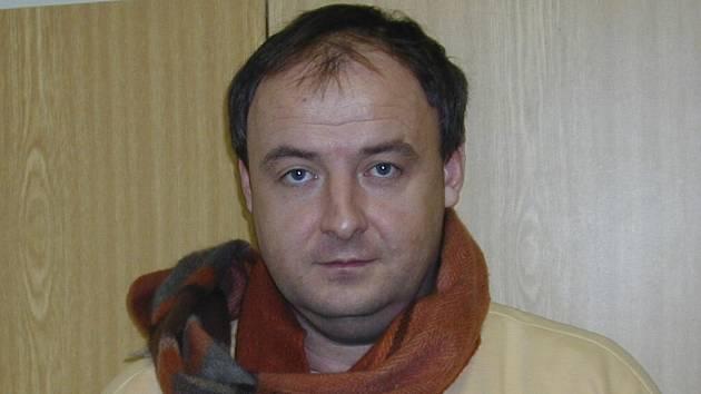 Starosta Protivína Jaromír Hlaváč.