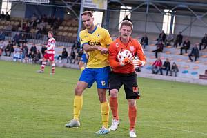 FC Písek – TJ Štěchovice 1:0 (0:0).