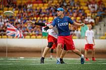 Písecký ultimate frisbee tým PeaceEgg má ve svém kádru i řadu reprezentantů