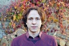 Nový ředitel písecké Sladovny Adam Langer, který instituci převezme 1. ledna 2018.