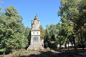 Pomník padlým legionářům