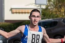Běžec Roman Budil.