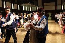 Baráčnický ples v Písku.