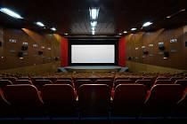 Písecké kino Portyč se chystá na první letošní návštěvníky.
