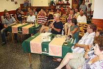 Veřejné projednávání revitalizace písecké plovárny.