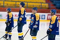 Hokejisté IHC Písek.