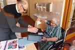Volby v SeniorCentru Písek.