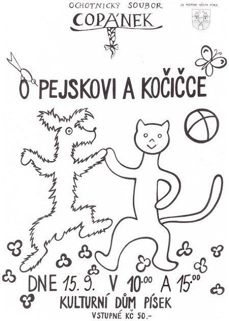 Opejskovi a kočičce