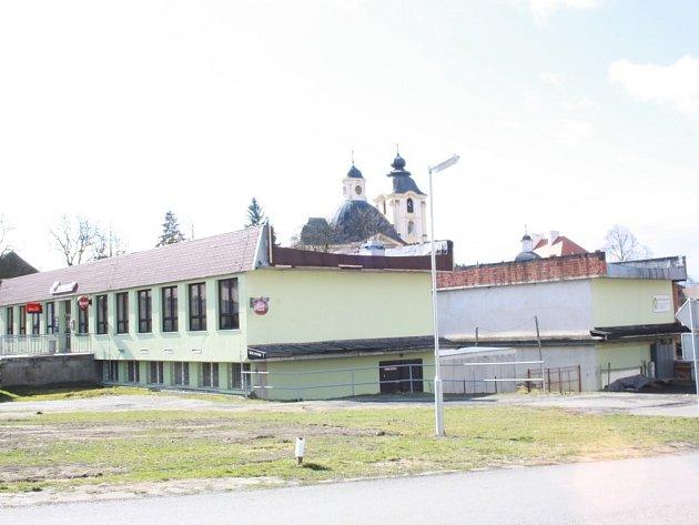Obecní dům v Sepekově.