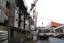 Startovacích bytů v Písku není mnoho. Většina bytů, stejně jako tyto na snímku na písecké Portyči, nabízejí developerské společnosti za tržní ceny.