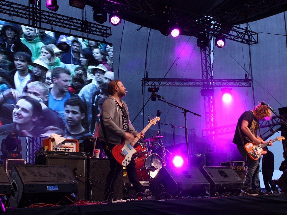 Open Air Musicfest Přeštěnice.