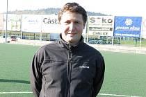 VEDOUCÍ. Petr Houdek vedle role vedoucího trenéra přípravek ve fotbalovém FC Písek zároveň zastává funkci trenéra týmu U11.