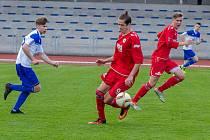 Bodovou sérii Hluboké ukončili fotbalisté Písku.
