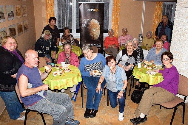 Výroční schůze Protivínského vlastivědného klubu.