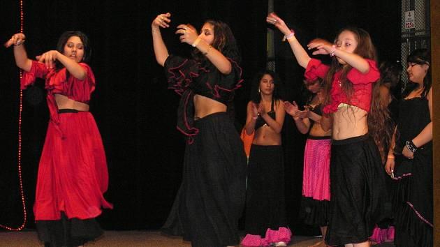 Romské tance