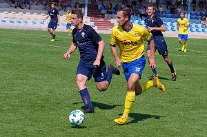 FC Písek - SK Benešov 3:4 pen. (1:1). Pen.: 4:5