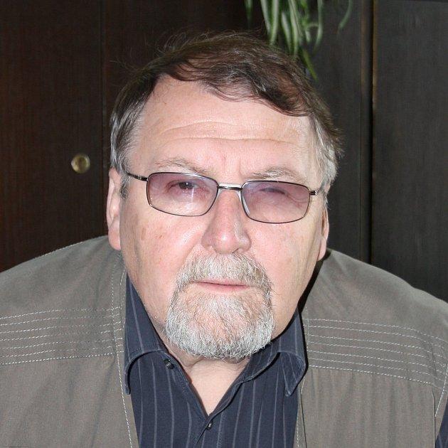 Mgr. Milan Brunclík, 67let, SNK města Mirotice