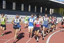 V úterý 8. května se na atletickém stadionu v Písku uskuteční šestý ročník běžeckých závodů Písecký kilometr pro dospělé i mládež.
