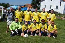 Vítězem turnaje se stalo mužstvo SG Rudná u Prahy.
