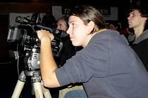 8. MFSF. Studenti filmových škol si vždy o festivlu natáčí dokument.