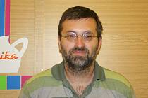 Ředitel DDM Písek Milan Malík.