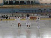 Mikulášská na ledě v Milevsku.