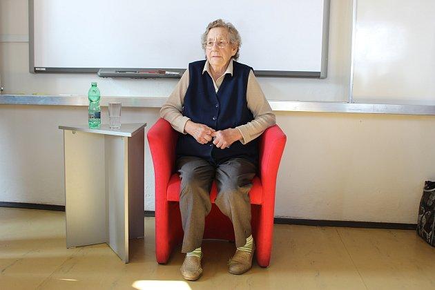Věra Sosnarová, žena, která žila 19 let v sibiřském gulagu.