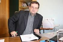 Milevský místostarosta Martin Třeštík.