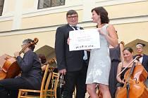 Koncert Jihočeské filharmonie Vivaldiho Orlík
