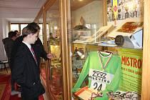 Výstava v Milevském muzeu 1960-1980 aneb Co nás provázelo životem.