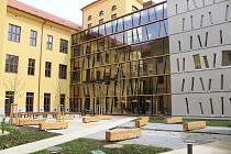 Otevření nové knihovny v Písku se uskutečnilo v dubnu roku 2019.