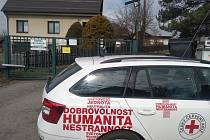 Písečáci podpořili domov pro seniory v Břevnici zasažený koronavirem.