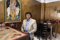 Čerstvý prezident píseckého Rotary klubu Menberu Abera.
