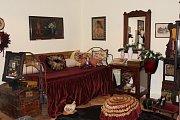 Muzeum dob dávno minulých v Písku.