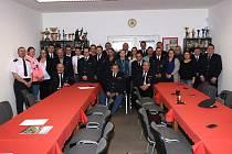 Výroční schůze SDH Mirovice.