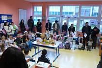 Začátek školního roku na ZŠ T. Šobra v Písku.