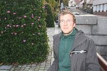 Jan Pich, jednatel občanského sdružení Naše Chyšecko.