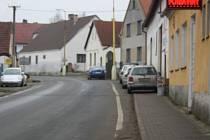 Sepekov by chtěl do této části ulice dát značku Zákaz zastavení.
