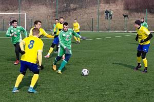 FC Písek - TJ Tatran Sedlčany 9:0 (3:0).
