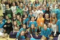 O taneční odpoledne, které k Mezinárodnímu dni tance uspořádalo TC Z. I. P. Písek, byl mimořádný zájem.