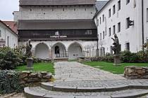 Prácheňské muzeum v Písku.