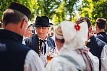 XXIV. jihočeský folklorní festival Kovářov.