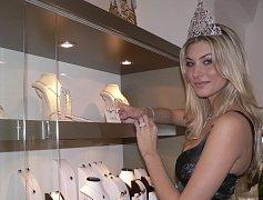 Diamantová korunka a Aneta Faitová