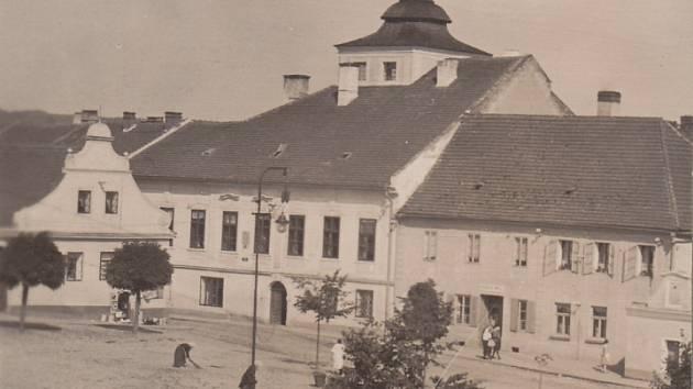Stará budova radnice čp. 1