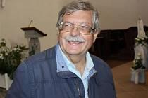 Archeolog Pavel Břicháček.