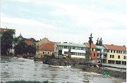 Povodně 2002 - Písecko.