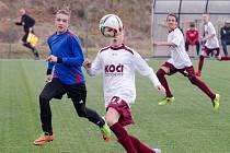 U 15 A: FC Písek fotbal - SKP České Budějovice 7:2 (2:1).